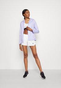 adidas Performance - OWN THE RUN - Training jacket - violet tone - 1