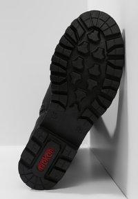 Rieker - Zimní obuv - schwarz - 5