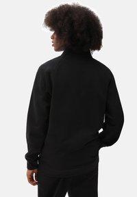 Vans - Zip-up hoodie - black - 1
