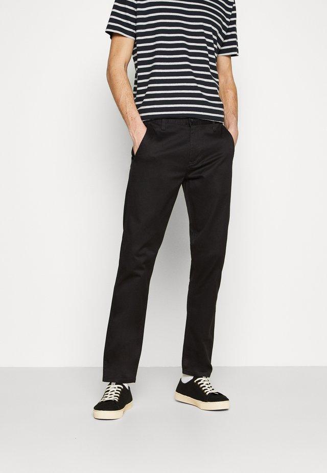 ALPHA ORIGINAL - Chino kalhoty - black core