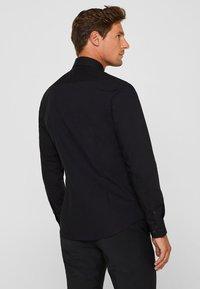 Esprit Collection - SLIM FIT - Formal shirt - black - 2