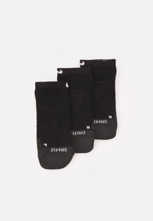 EVERYDAY MAX CUSHIONED 3 PACK - Calcetines de deporte - black/anthracite/white