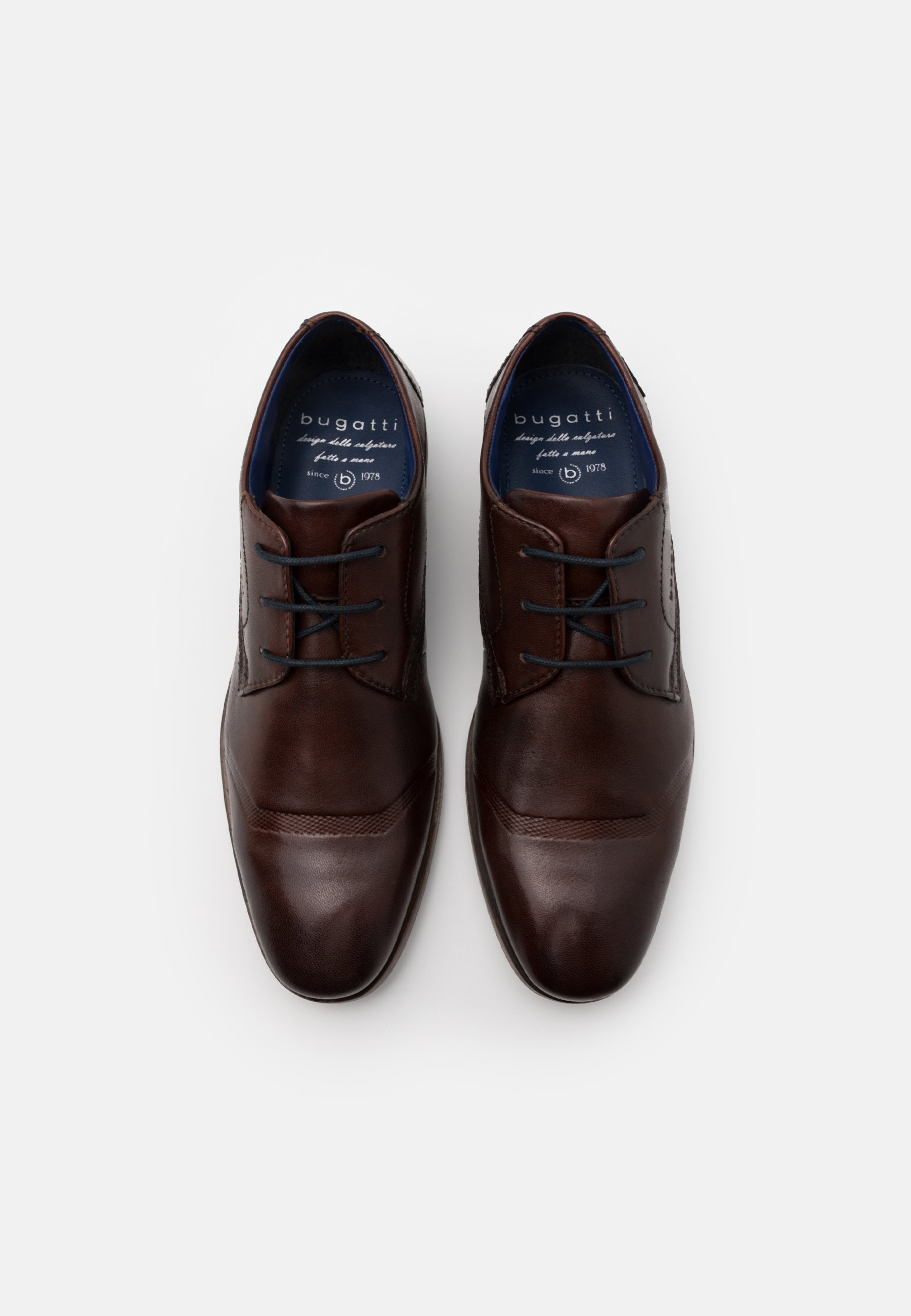 Men REFITO ECO - Smart lace-ups