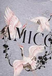 AMICCI - SCICILY  - Sweatshirt - grey marl - 5