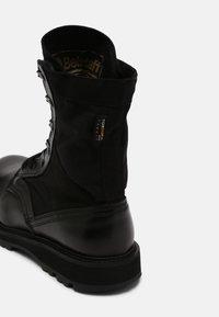 Belstaff - STORM - Lace-up ankle boots - black - 4