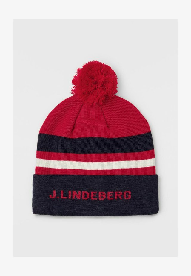 BALL - Beanie - racing red