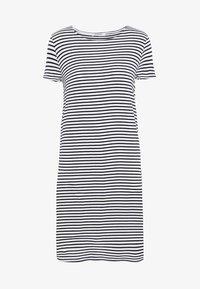 Pieces - PCBILLO SS DRESS NOOS - Jersey dress - light grey - 3