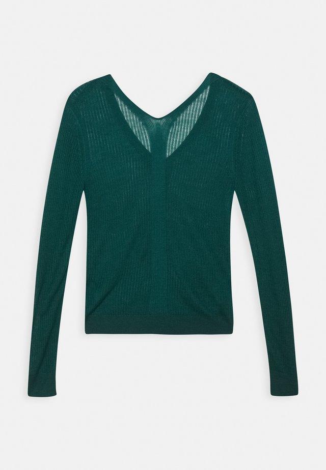 CORSICA - Pullover - scarab green