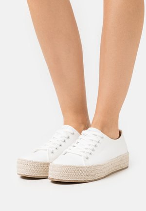 Casual lace-ups - offwhite
