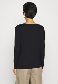 Esprit Collection - Maglietta a manica lunga - black - 2