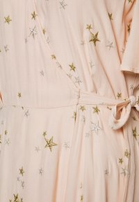 Ghost - MABEL DRESS - Maxi dress - pink/gold - 4