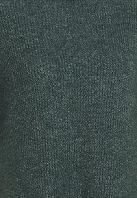Lindex - PONCHO MIRANDA - Cape - dark dusty green - 2