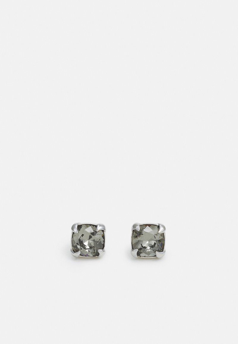 Guess - LADY LUXE - Earrings - silver-coloured