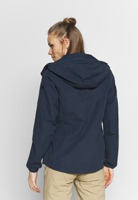 Jack Wolfskin - LAKESIDE JACKET  - Outdoor jakke - midnight blue