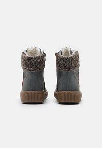 Rieker - Winter boots - jeans/terra/wine - 3