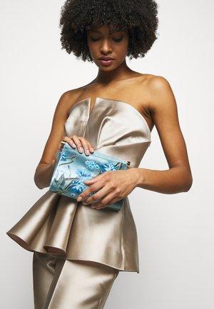 SHOULDER BAG - Clutch - light blue