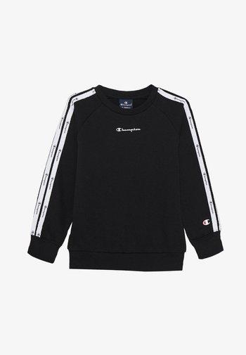 LEGACY AMERICAN CREWNECK UNISEX - Sweatshirt - black