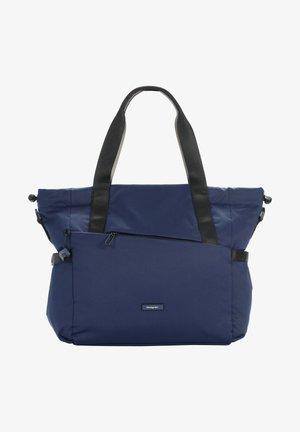 NOVA GALACTIC - Tote bag - halo blue