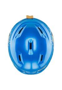Uvex - Helmet - blue caterpillar - 2