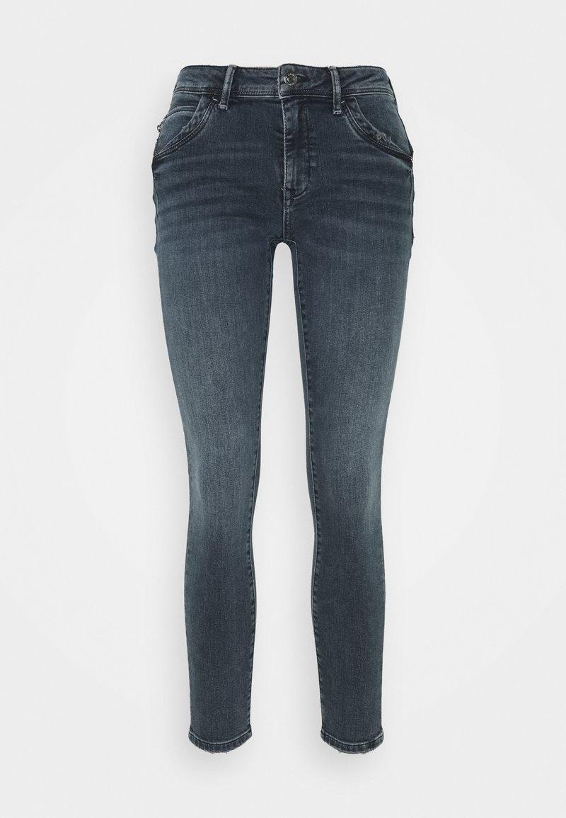 Mavi - ADRIANA - Jeans Skinny Fit - smoky blue glam