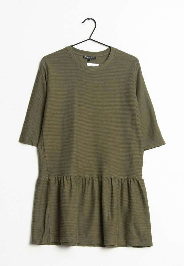 Korte jurk - green