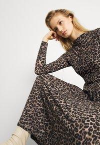 JDY - JDYSVAN DRESS  - Maxi dress - black - 3
