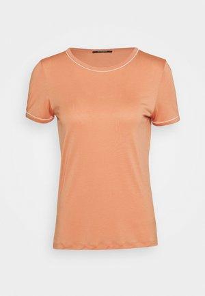 KATKA ALICIA TEE - Basic T-shirt - coral