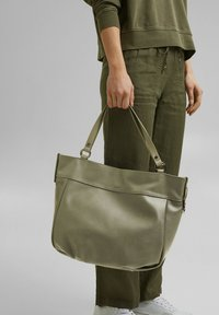 Esprit - FASHION - Tote bag - olive - 0