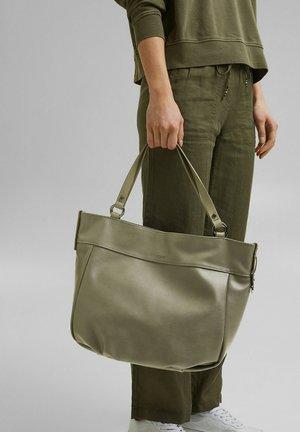 FASHION - Tote bag - olive