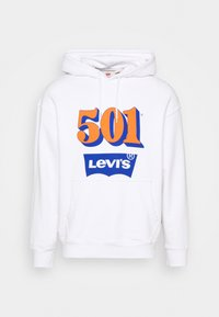 501 DAY RELAXED GRAPHIC - Sweatshirt - white