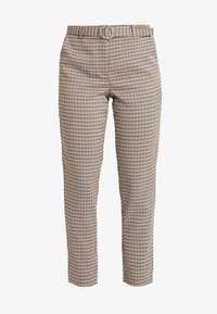 ONLY - ONLISAK PANT  - Pantaloni - decadent chocolate - 3