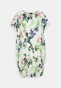 Zizzi - Day dress - aop flower - 4