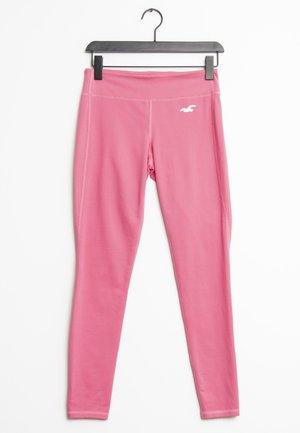 Leggings - Trousers - pink