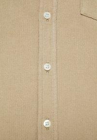 forét - MOSS SHIRT - Shirt - beige - 6