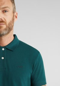 Esprit - OCS  - Koszulka polo - dark green - 3