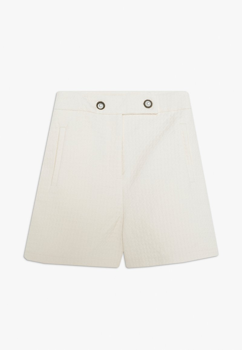 Sister Jane - ON THE ROAD TEXTURED CITY SHORTS - Short - light pink