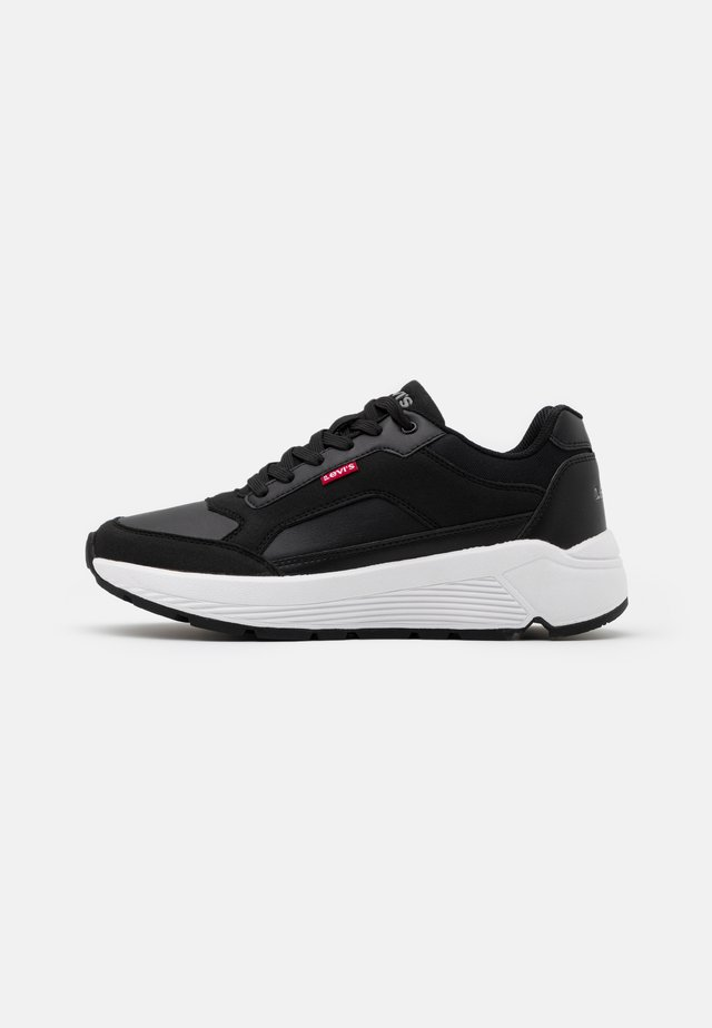 KESTERSON - Sneaker low - regular black