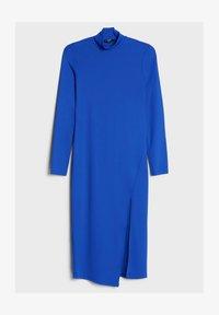 Bershka - Pouzdrové šaty - blue - 4