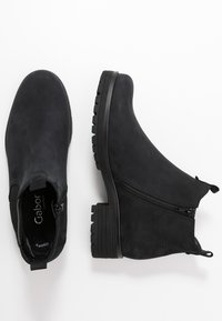 Gabor Comfort - Ankle boots - ocean - 3