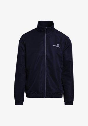 CARSON TRACKTOP - Training jacket - blue depths / blanc de blanc