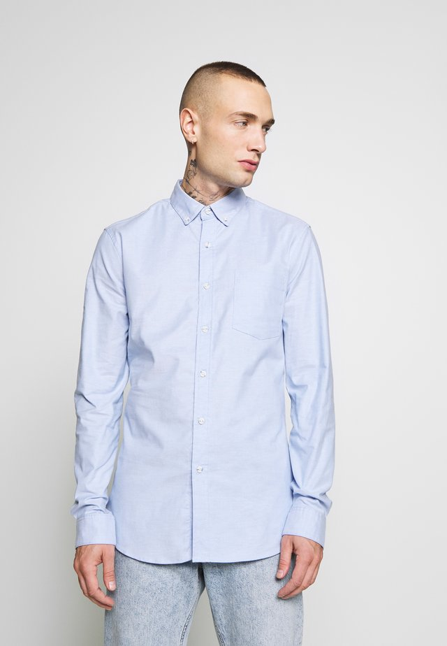 OXFORD TAPE - Shirt - blue