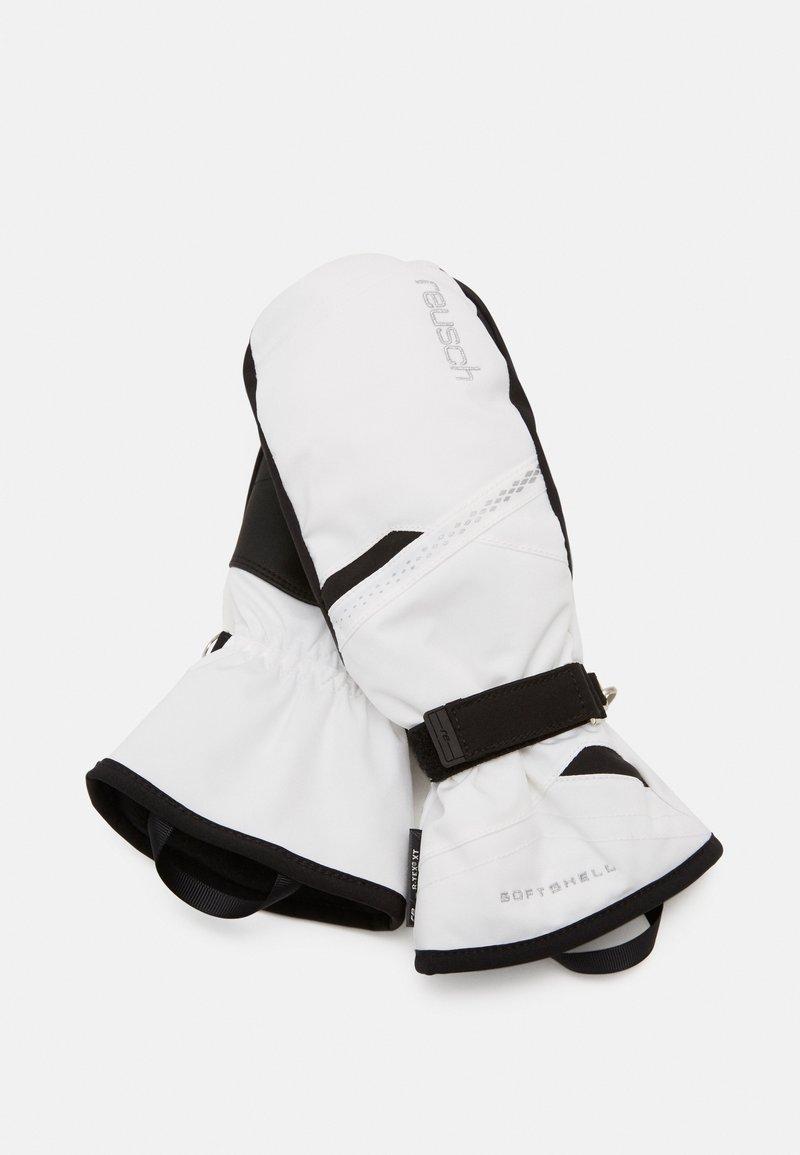 Reusch - HANNAH R-TEX® XT MITTEN - Mittens - white/black