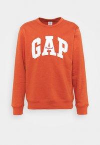 GAP - ORIGINAL ARCH CREW - Collegepaita - copper - 4