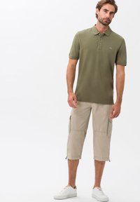 BRAX - STYLE LUCKY - Cargo trousers - beige - 1