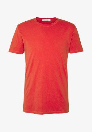 TOM - Basic T-shirt - barbados cherry