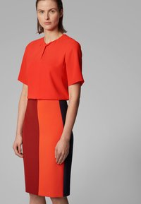 BOSS - IAGELA - Blouse - orange - 0
