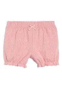Next - 3 PACK - Shorts - pink - 3