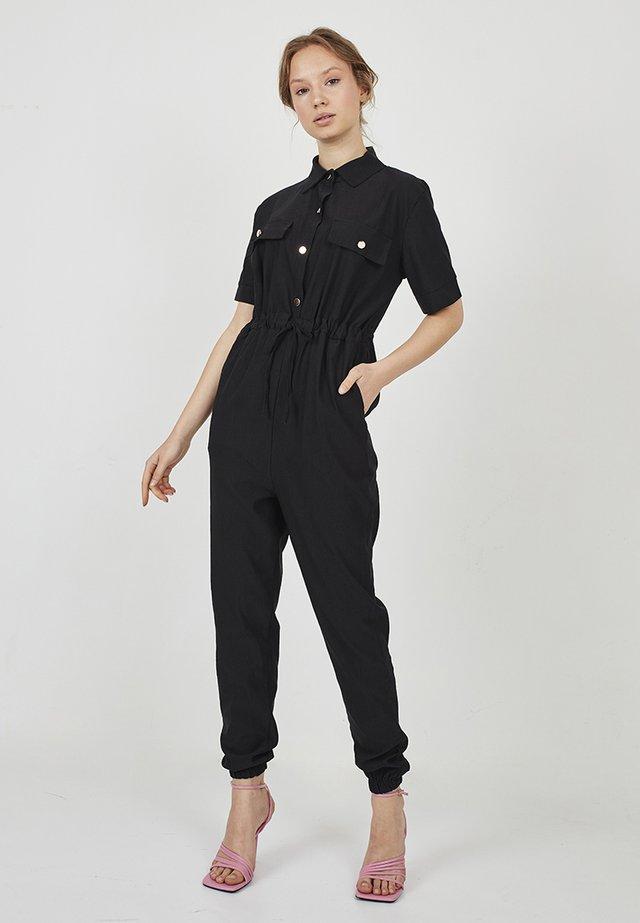 MONO LARGO - Jumpsuit - black