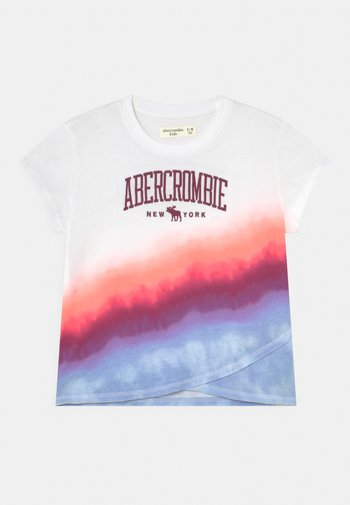TECH CORE PATTERN - Camiseta estampada - multi-coloured
