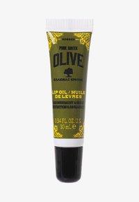 Korres - OLIVE LIP CARE OIL - Lip balm - - - 0